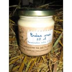 Grand Crème crue Bio 50 cl