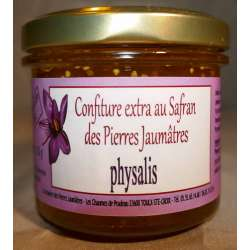 Confiture de physalis au...