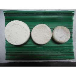 lot de 3 fromages bio (vache)