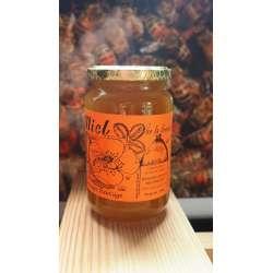 Miel de fleurs sauvages 500 g