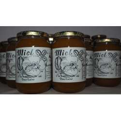 Miel de bourdaine 1kg